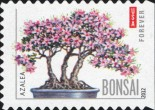 [Bonsai Trees - Self-Adhesive Stamps, Typ FYM]