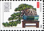 [Bonsai Trees - Self-Adhesive Stamps, Typ FYN]