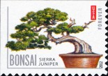 [Bonsai Trees - Self-Adhesive Stamps, Typ FYO]