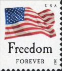 [Flags - Self-Adhesive Stamps (45 cents), Typ FYV]