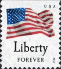 [Flags - Self-Adhesive Stamps (45 cents), Typ FYW]
