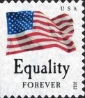 [Flags - Self-Adhesive Stamps (45 cents), Typ FYX]