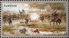 [The American Civil War - Self-Adhesive Stamps (45 cents), Typ FZP]
