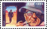 [Great Film Directors - Self-Adhesive Stamps - (45 cents), Typ FZS]