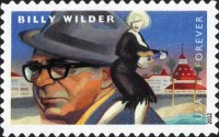 [Great Film Directors - Self-Adhesive Stamps - (45 cents), Typ FZU]
