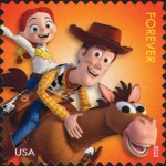 [Pixar Films - Self Adhesive Stamps, Typ FZY]