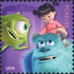 [Pixar Films - Self Adhesive Stamps, Typ GAA]