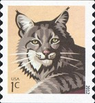 [Bobcat - Self Adhesive Stamp, Typ GAB]