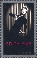 [Music -Self Adhesive Stamps. Joint Issue with France, Typ GAH]