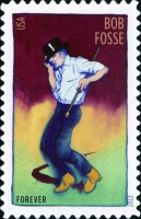 [Innovative Choreographers - Self Adhesive Stamps, Typ GAQ]
