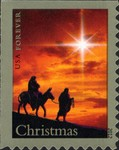 [Christmas - Self Adhesive Stamp, Typ GBT]