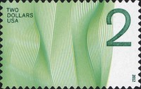 [Waves - Self Adhesive Stamps, Typ GCF]