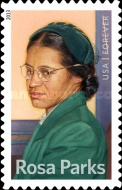 [The 100th Anniversary of the Birth of Rosa Parks, 1913-2005, Typ GCX]