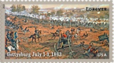 [The American Civil War: 1863 - Self Adhesive Stamps, Typ GIM]