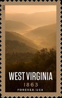 [The 150th Anniversary of West Virginia Statehood, Typ GIO]