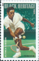 [Black Heritage - The 10th Anniversary of the Death of Althea Gibson, 1927-2003, Typ GJI]