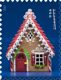 [Christmas - Gingerbread Houses, Typ GJV]