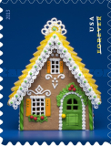 [Christmas - Gingerbread Houses, Typ GJX]