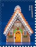 [Christmas - Gingerbread Houses, Typ GJY]