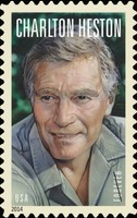 [Legends of Hollywood - Charlton Heston, 1923-2008, Typ GLT]