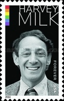 [Harvey Milk, 1930-1978 Day, Typ GMH]