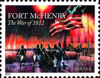 [War of 1812 - Fort McHenry, Typ GMX]