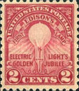 [Edison's First Lamp, Typ GN]