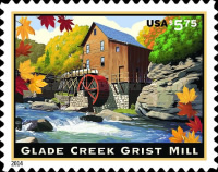 [Glade Creek Grist Mill, Typ GND]