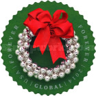 [Christmas Evergreen Wreath, Typ GNE]