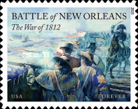 [War of 1812 - Battle of New Orleans, Typ GNQ]