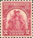 [The 150th Anniversary of the Sullivan Expedition in NY State, Typ GO]