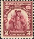 [The 150th Anniversary of the Sullivan Expedition in NY State, Typ GO1]