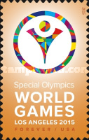 [Special Olympics World Games - Los Angeles, USA, Typ GOS]