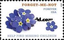 [Help Find Missing Children - Forget-Me-Not Flowers, Typ GOT]