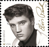 [Music Icons - Elvis Presley, 1935-1977, Typ GPJ]