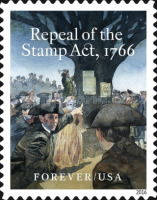 [Repeal of the Stamp Act, 1766, Typ GQX]