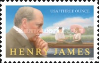 [The 100th Anniversary oif the Death of Henry James, 1843-1916, Typ GTG]