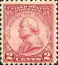 [The 200th Anniversary of the Birth of General Friedrich Wilhelm von Steuben, 1730-1794, type HS]