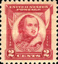 [The 150th Anniversary of the Death of General Casimir Pulaski, 1748-1779, Typ HT]