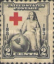 [The 50th Anniversary of the American Red Cross Society, Typ HU]