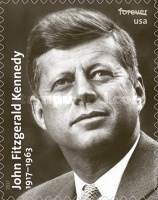 [The 100th Anniversary of the Birth of John F. Kennedy, 1917-1963, type HWA]