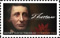 [The 200th Anniversary of the Birth of Henry David Thoreau, 1817-1862, Typ HXB]