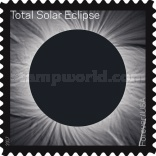 [Total Solar Eclipse - With Thermochromic Ink, type HXK]