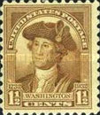 [The 200th Anniversary of the Birth of George Washington, 1732-1799, type HY]