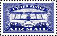 [The 100th Anniversary of the Beginning of Regular Airmail Service, Typ IAG]