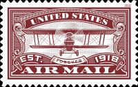 [The 100th Anniversary of the Beginning of Regular Airmail Service, Typ IAG1]