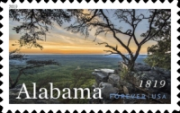 [The 200th Anniversary of Alabama Statehood, Typ IDN]