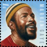 [Music Icons - The 80th Anniversary of the Birth of Marvin Gaye, 1939-1984, Typ IDT]