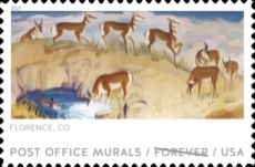 [Post Office Murals, type IDV]