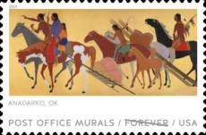 [Post Office Murals, type IDX]